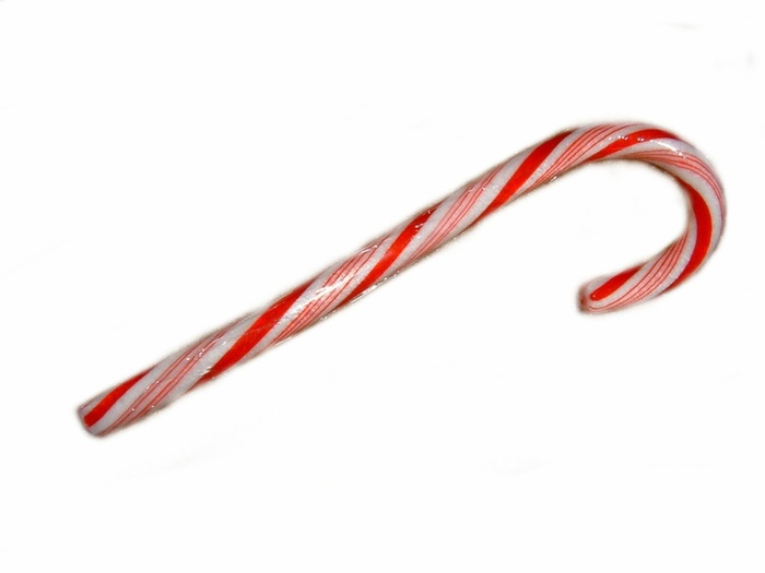 candy cane pencilled daydream